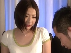 Megumi Haruka in Fall in Love Beauty Junior Wife part 1.1