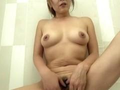 Crazy Japanese slut Chieri Matsunaga in Amazing JAV uncensored MILFs movie