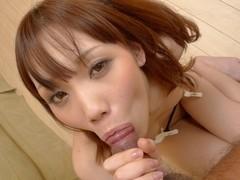 Exotic Japanese girl Ageha Kinashita in Horny JAV uncensored Handjobs clip