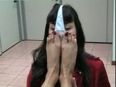 Fumiko Trampled And Foot Worship