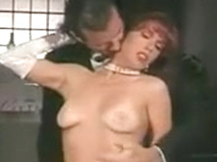 Exotic vintage porn clip from the Golden Time