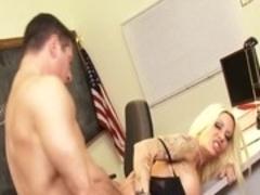 Amazing pornstar Helly Mae Hellfire in best blowjob, facial sex video
