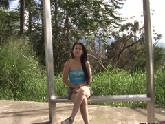 Sara Romero in Medellin Pussy