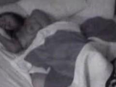 Infrared cam catches wife masturbating