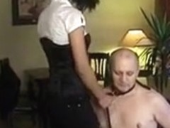 Horny Homemade clip with Femdom, MILF scenes