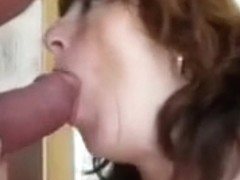 Karin take up with the tongue cream