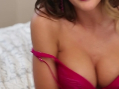 Best pornstar August Ames in Amazing Big Tits, Dildos/Toys sex movie
