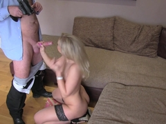 Horny pornstar Karlie Simon in Crazy Cumshots, Casting adult scene