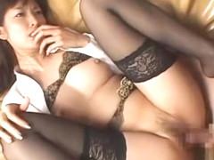 Incredible Japanese whore in Crazy Masturbation/Onanii, Gangbang JAV scene
