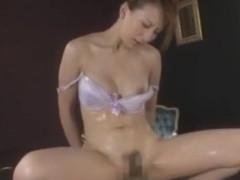 Horny Japanese chick Jessica Kizaki in Incredible JAV clip