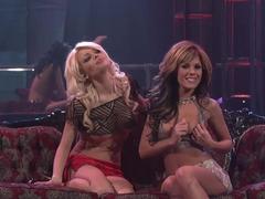 Best pornstars Jesse Jane, Kirsten Price in Fabulous Big Tits, Reality sex movie