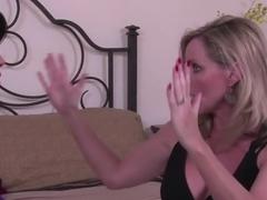 Best pornstars Shay Fox and Jodi West in amazing blowjob, blonde porn scene