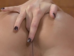 Horny anal, fetish porn movie with incredible pornstars Riley Evans and Steve Holmes from Everythi.