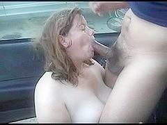 Slut with strangers on the beach