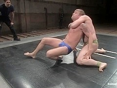 NakedKombat Cole Ryan vs Braxton Bond