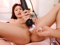 Hottest Japanese chick Yura Kasumi in Fabulous JAV uncensored MILFs scene