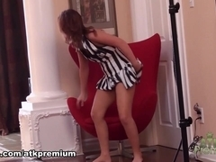 Mia Valentine - Behind The Scenes Movie