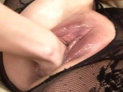 Sheala Brill gets pussy deeply fisted by lesbian teacher