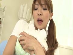 Fabulous Japanese slut Koda Riri in Incredible JAV uncensored Dildos/Toys video