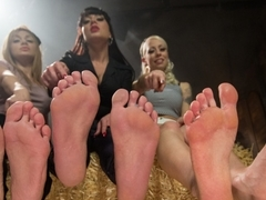 Crazy lesbian, fetish sex video with hottest pornstars Missy Minks, Lance Hart and Lea Lexis from .