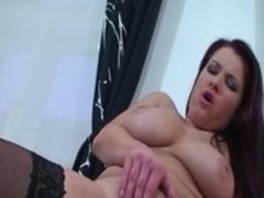 Hottest pornstar in exotic dildos/toys, stockings xxx scene