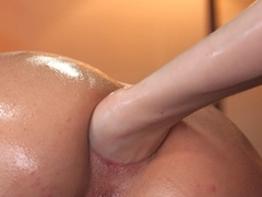 Amazing fetish, fisting adult video with incredible pornstars Angel Allwood and Chanel Preston fro.