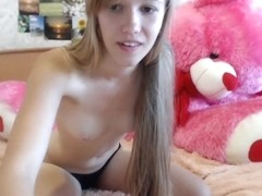 Exotic Homemade record with Small Tits, Solo scenes