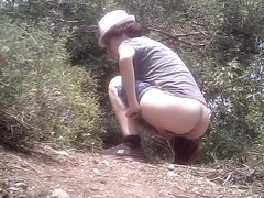 Girls Pissing voyeur video 57