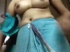 Irresistible Boob Show by Booby Gal Stripping Blouse