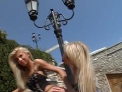 Jasmin - Clara G lesbian fisting by FistFlush