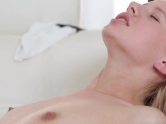 Amazing pornstar Olivia Grace in Incredible Cunnilingus, Lesbian adult movie