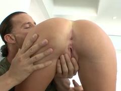 Amazing pornstar Brynn Tyler in incredible college, blonde xxx scene