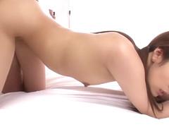 Fabulous Japanese whore Rika Shirota in Hottest Skinny, Doggy Style JAV scene