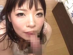 Amazing Japanese girl Yuu Kawakami, Nana Aoyama, Yuria Sonoda, Kyoko Yabuki in Fabulous blowjob, p.