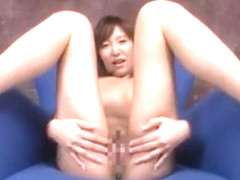 Amazing Japanese slut Nanako Hirai in Exotic Casting, Masturbation/Onanii JAV movie