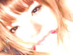 Horny Japanese girl in Crazy Big Tits, POV JAV clip
