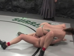 Amber Rayne 'Rogue' (1-2) vsAva Devine 'The Barracuda' (0-0)