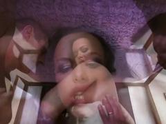 Fabulous pornstar Linet Slag in hottest dp, brazilian adult clip