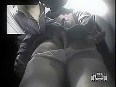 Chikan groped in train 2