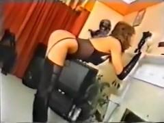 Two best friends pay to fuck a girl.