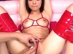 Incredible Japanese whore Hikaru Morikawa in Exotic JAV uncensored Dildos/Toys movie