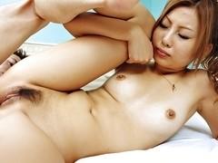 Incredible Japanese model Shiho Kanou in Exotic JAV uncensored DP movie