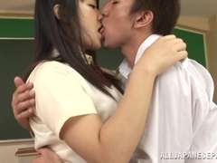 Hot ass Nana Usami Japanese kinky young girl