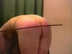 hard punishment caning