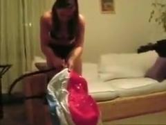 Giant Beachball Inflate & Pop