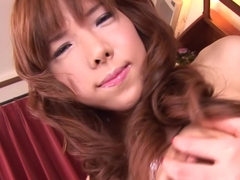 Exotic Japanese whore Serina Hayakawa in Horny JAV uncensored Big Tits clip
