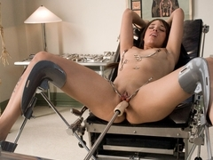 Best outdoor, fetish porn movie with incredible pornstar Alicia Tease from Fuckingmachines