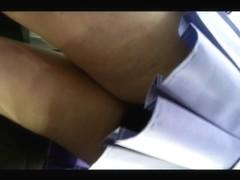 Yuno Future Diary Cosplay Upskirt (Shorts)