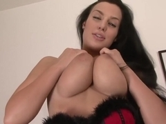 Amazing pornstar Carmen Croft in horny swallow, brazilian sex clip