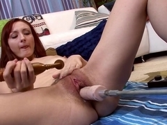 Incredible pornstar Violet Monroe in Amazing Hairy, Dildos/Toys porn movie